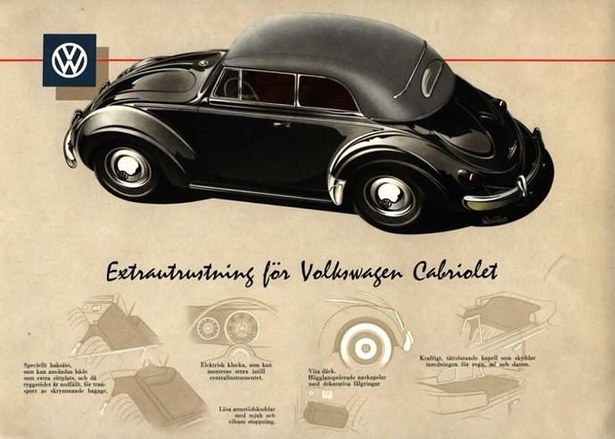 50 vieilles publicités Volkswagen (Combi, Coccinelle...) 5