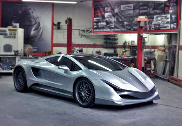 Concept Car DoniRosser AmoritGt 5