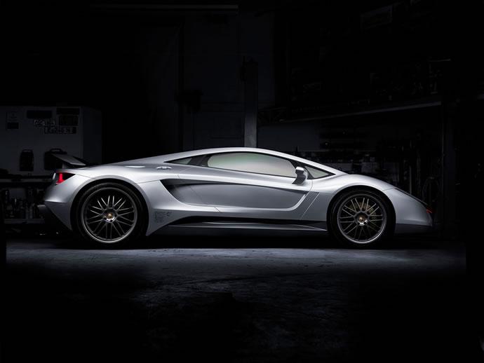 Concept Car DoniRosser AmoritGt 6