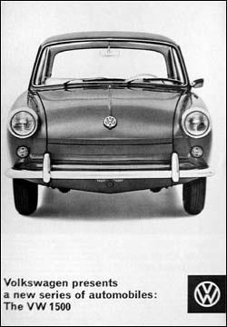 50 vieilles publicités Volkswagen (Combi, Coccinelle...) 9