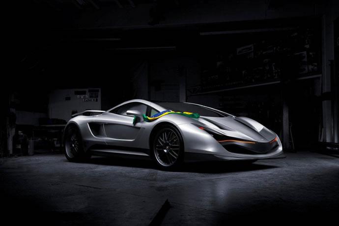 Concept Car DoniRosser AmoritGt 11