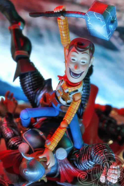Woody de Toy Story est un Pervers - Sinister Woody 11