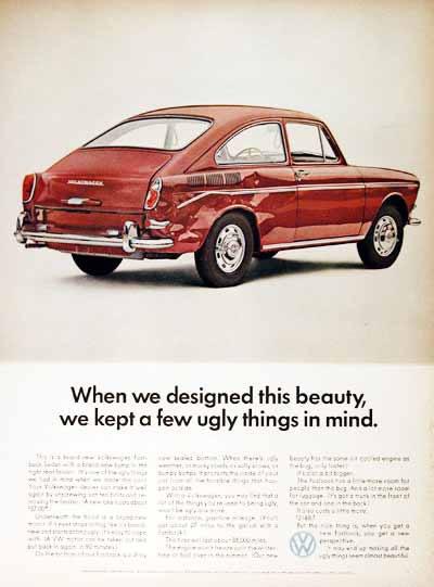 50 vieilles publicités Volkswagen (Combi, Coccinelle...) 12