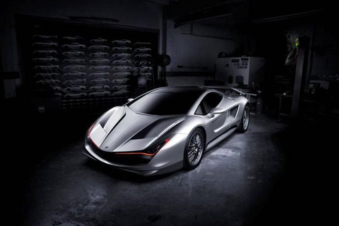Concept Car DoniRosser AmoritGt 12