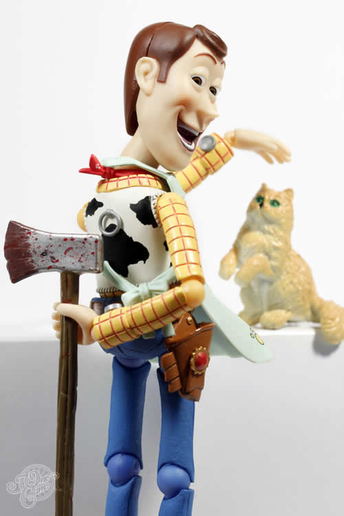 Woody de Toy Story est un Pervers - Sinister Woody 12