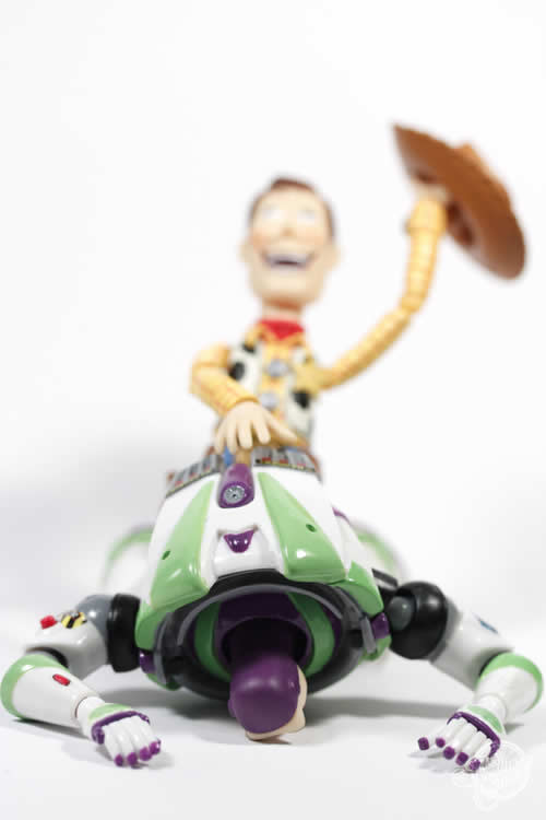 Woody de Toy Story est un Pervers - Sinister Woody 13