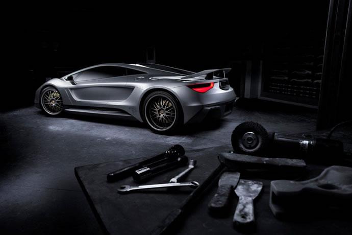 Concept Car DoniRosser AmoritGt 14
