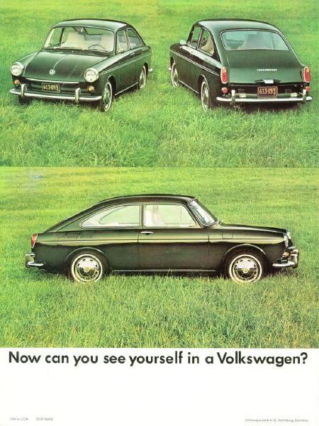 50 vieilles publicités Volkswagen (Combi, Coccinelle...) 15