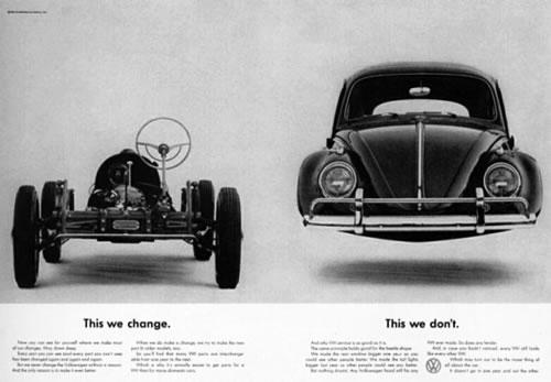 50 vieilles publicités Volkswagen (Combi, Coccinelle...) 18