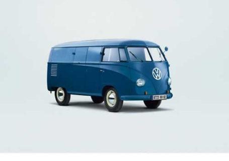 50 vieilles publicités Volkswagen (Combi, Coccinelle...) 6