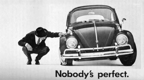 50 vieilles publicités Volkswagen (Combi, Coccinelle...) 35
