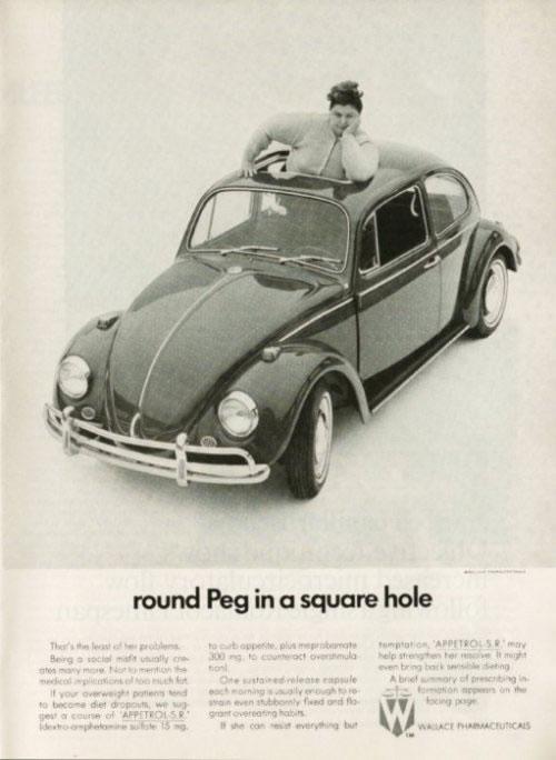 50 vieilles publicités Volkswagen (Combi, Coccinelle...) 36