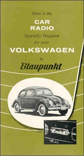 50 vieilles publicités Volkswagen (Combi, Coccinelle...) 37
