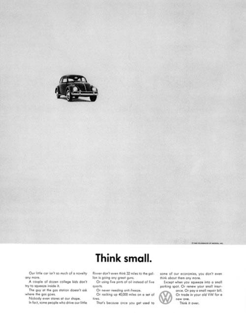 50 vieilles publicités Volkswagen (Combi, Coccinelle...) 41