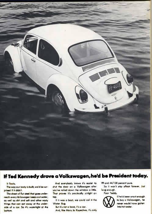 50 vieilles publicités Volkswagen (Combi, Coccinelle...) 42