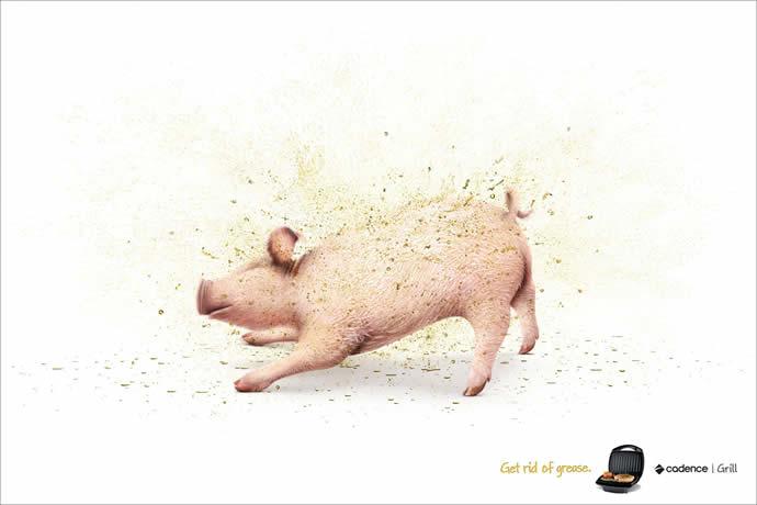 90 publicités designs et créatives de Juillet 2012 37