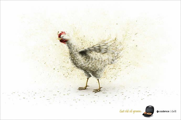90 publicités designs et créatives de Juillet 2012 38
