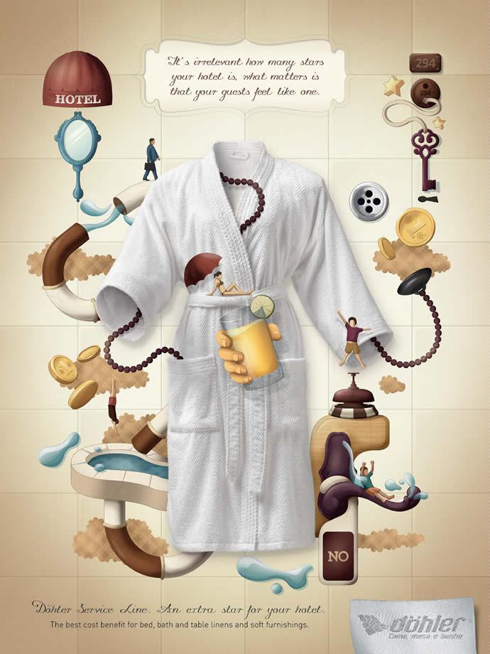 90 publicités designs et créatives de Juillet 2012 57