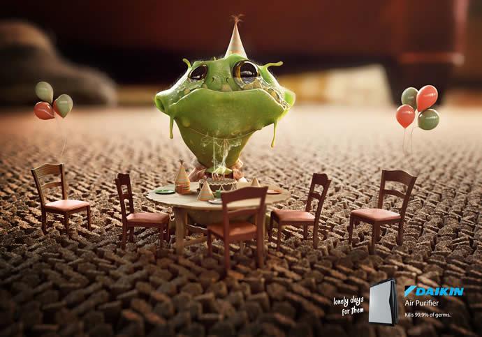 90 publicités designs et créatives de Juillet 2012 60