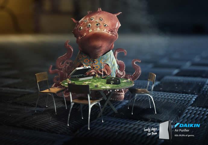 90 publicités designs et créatives de Juillet 2012 61
