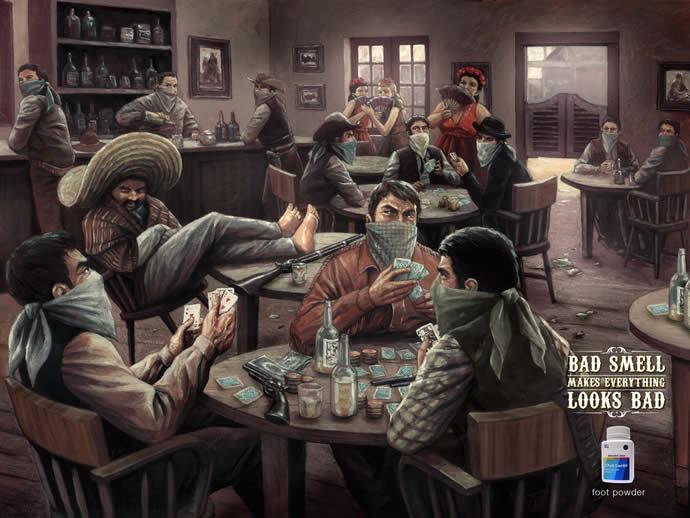 90 publicités designs et créatives de Juillet 2012 62