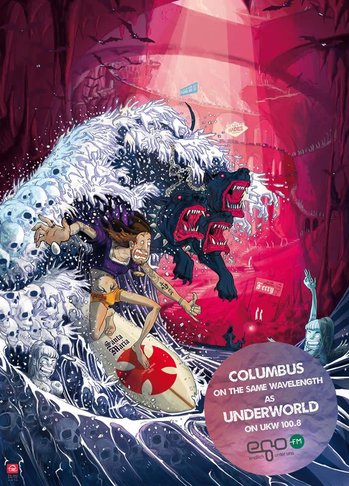 90 publicités designs et créatives de Juillet 2012 71