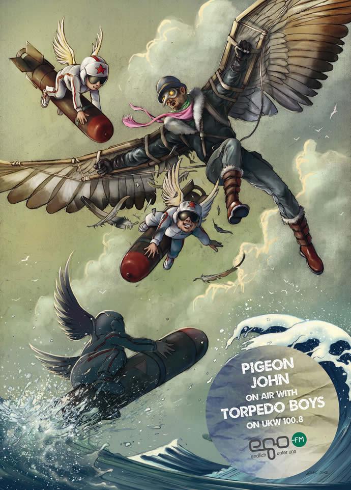 90 publicités designs et créatives de Juillet 2012 73