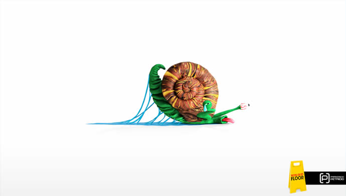 90 publicités designs et créatives de Juillet 2012 75