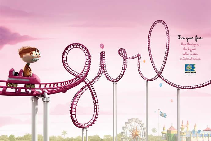 90 publicités designs et créatives de Juillet 2012 77