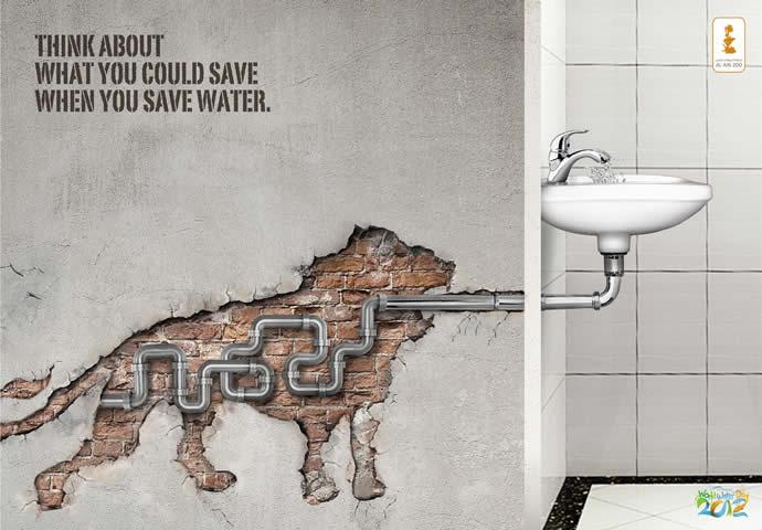 90 publicités designs et créatives de Juillet 2012 41