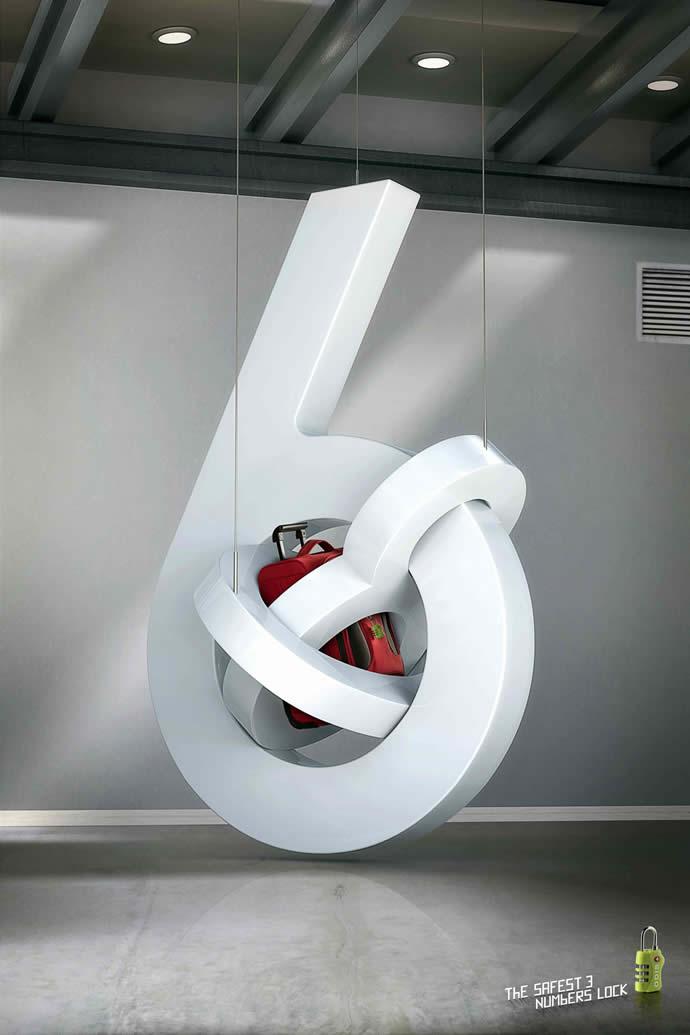 90 publicités designs et créatives de Juillet 2012 7
