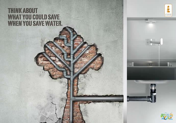 90 publicités designs et créatives de Juillet 2012 42