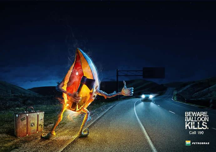 90 publicités designs et créatives de Juillet 2012 10