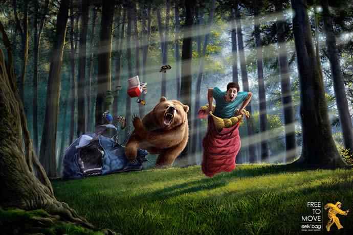 90 publicités designs et créatives de Juillet 2012 19