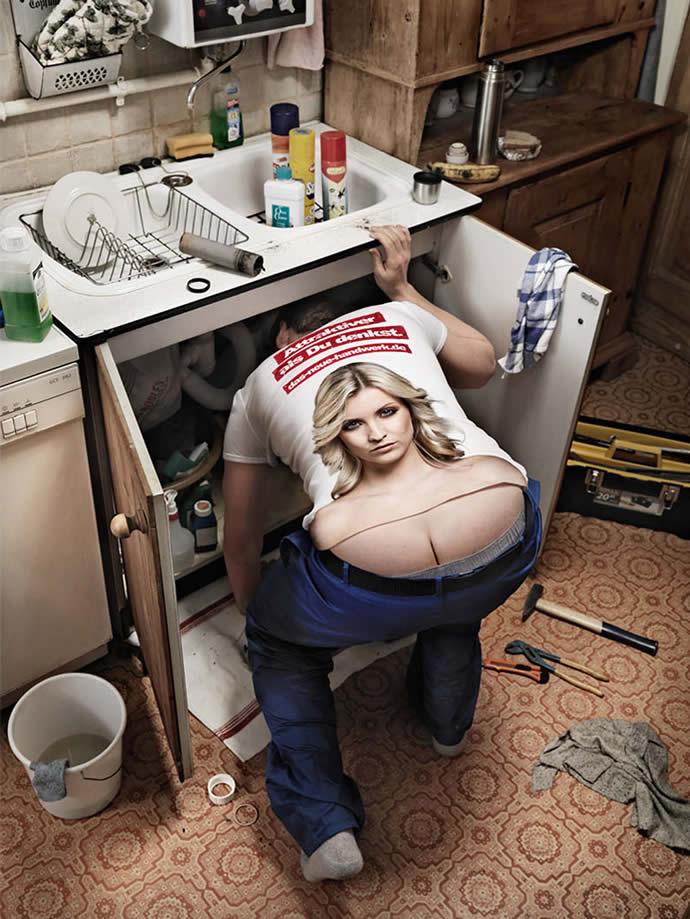90 publicités designs et créatives de Juillet 2012 24
