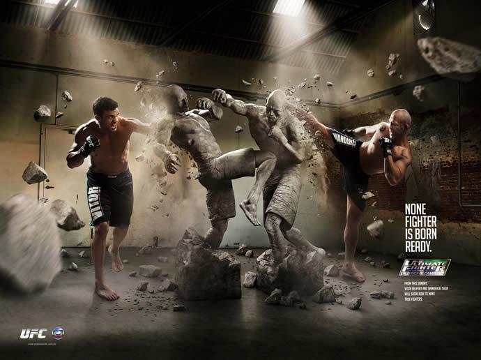 90 publicités designs et créatives de Juillet 2012 27