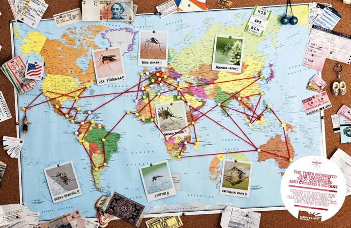 90 publicités designs et créatives de Juillet 2012 29