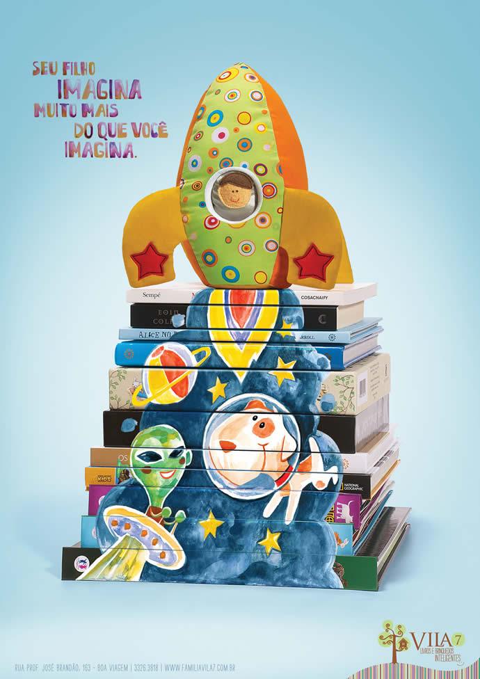 90 publicités designs et créatives de Juillet 2012 32