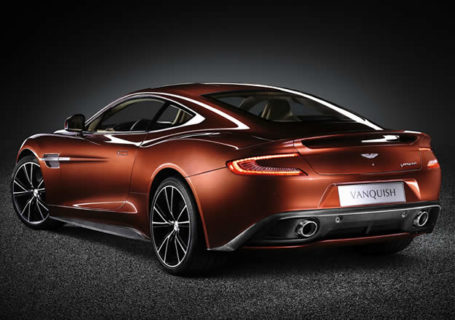 Nouvelle Aston Martin Vanquish 3