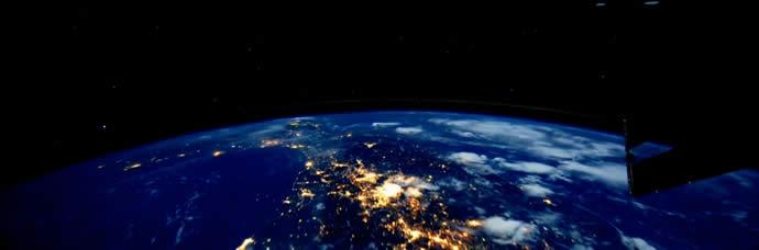 Le plus beau Timelapse vue d'un satellite - Earthlapse Satyameva Jayte 3