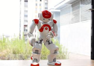 Evolution Of Dance faite par NAO le Robot