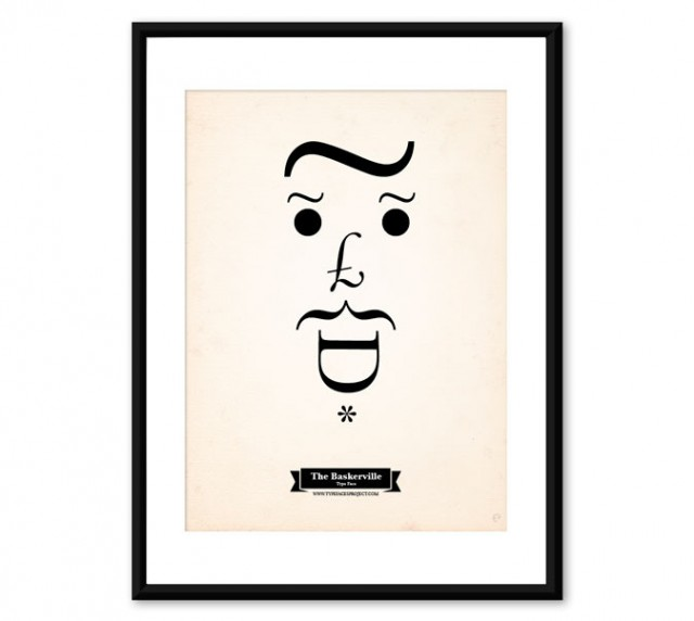 Projet Type Face 10