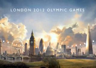 Animation d'ouverture des Jeux Olympiques de Londres 2012 #BBC 1
