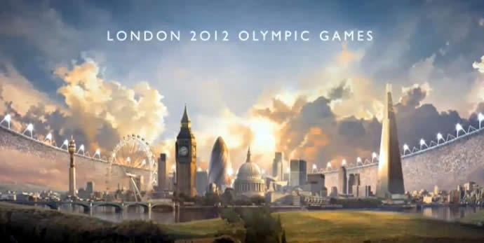 Animation d'ouverture des Jeux Olympiques de Londres 2012 #BBC 2