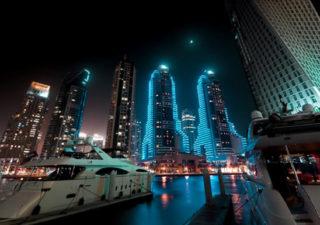 Dubai III timelapse