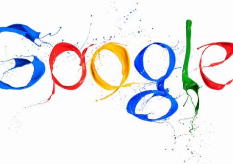 Comment le logo Google a été créé 1