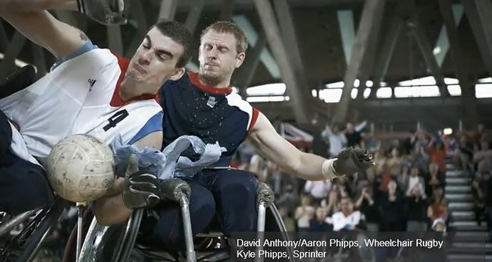 Paralympics - Meet the Superhumans 2