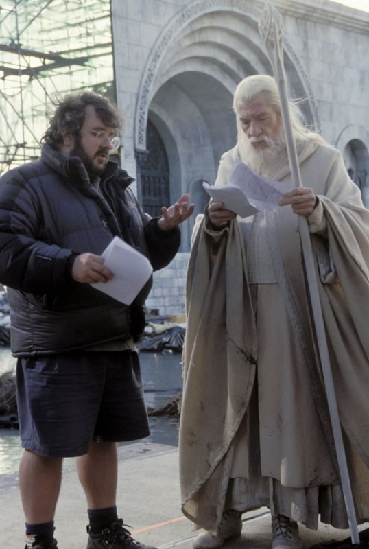 25 photos des coulisses de films 3