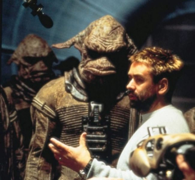 25 photos des coulisses de films 26