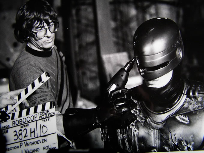 25 photos des coulisses de films 7
